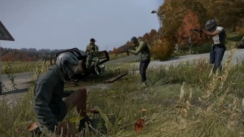 DayZ's zombies are getting smarter -- and hungrier