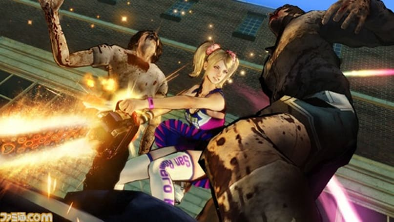 Grasshopper Manufacturing 'Lollipop Chainsaw' for PS3 and 360 [update]