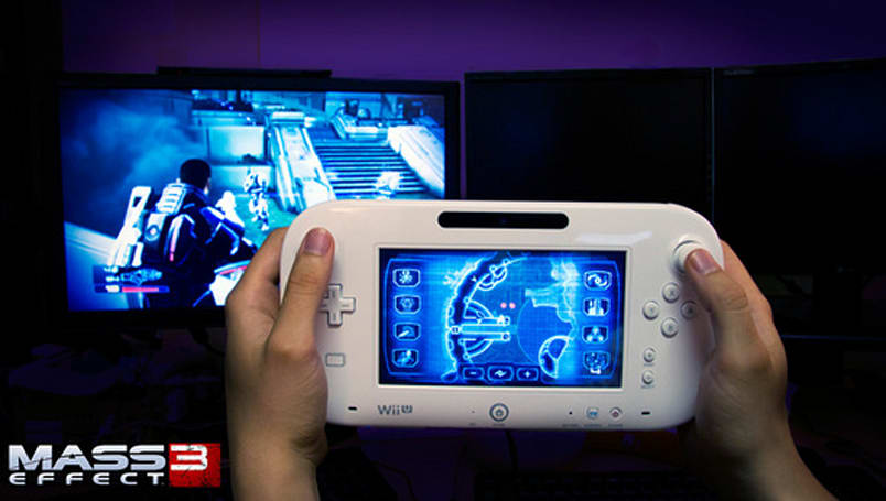 Hands-on with Mass Effect 3 for Wii U