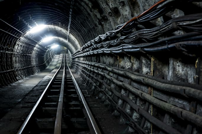 How laser scans and VR are preserving London's hidden 'Mail Rail'