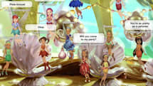 MMO Family: A parent's look at Pixie Hollow
