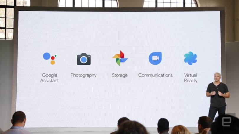 Android Nougat 7.1 leans on the cloud for everything
