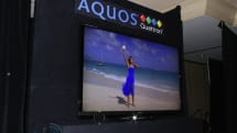 Sharp has 70-inch 3D LCD, soundbars and new Blu-ray players on deck for 2011