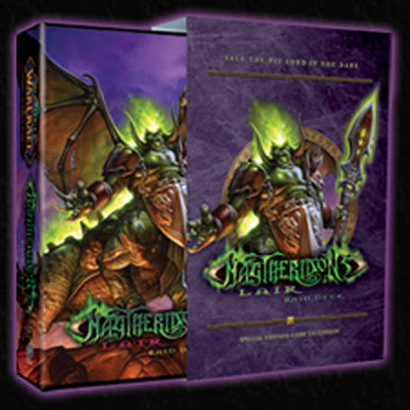 WoW TCG 2007 reviewed, 2008 previewed