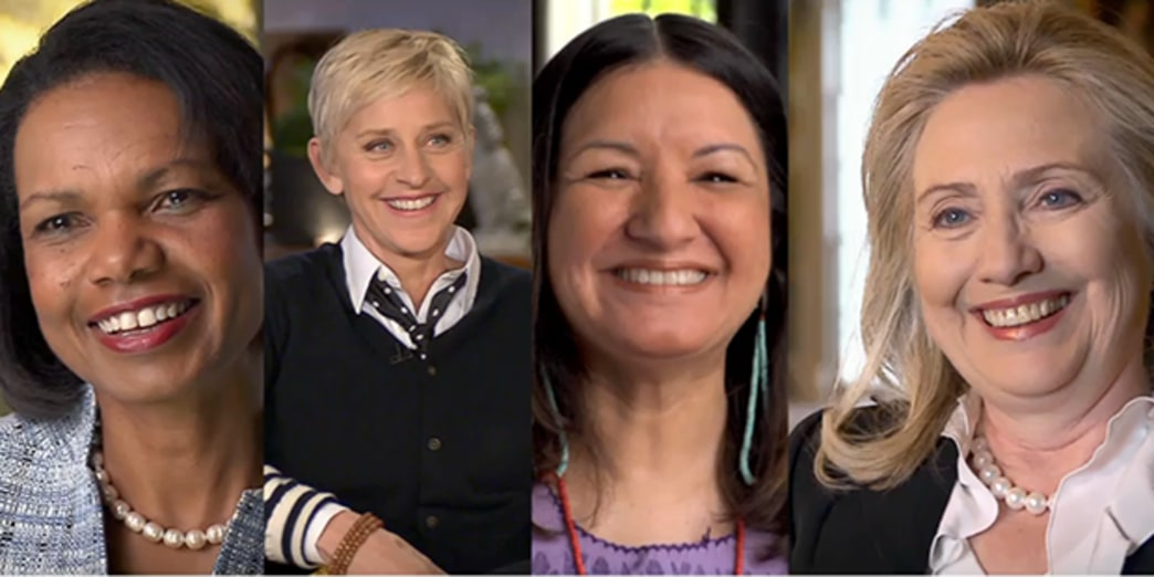 MAKERS: a celebration of the women who shape our world