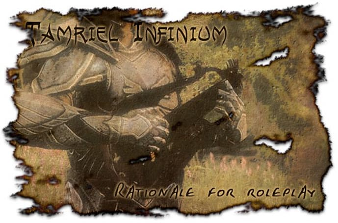 Tamriel Infinium: The Elder Scrolls Online's rationale for roleplay
