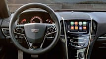 CarPlay and Android Auto will be in Cadillac's 2016 models