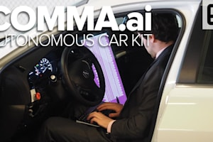 Comma's Autonomous Car Kit