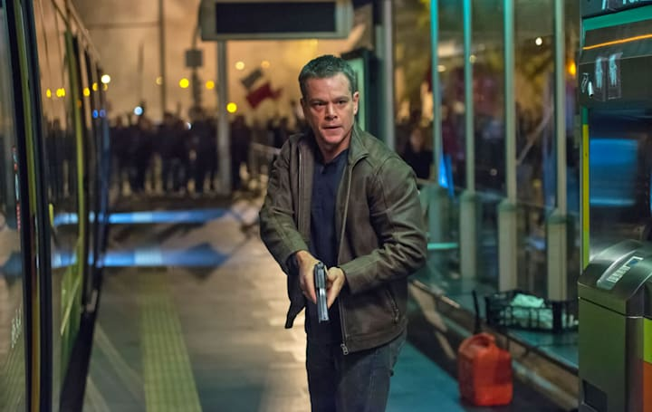 'Jason Bourne' is embarrassingly dumb about tech