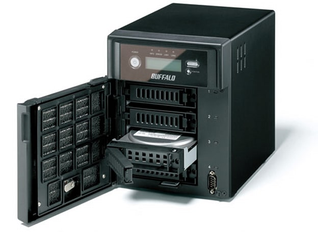 Buffalo brings 4TB TeraStation III WSS NAS to America, streamers in tow