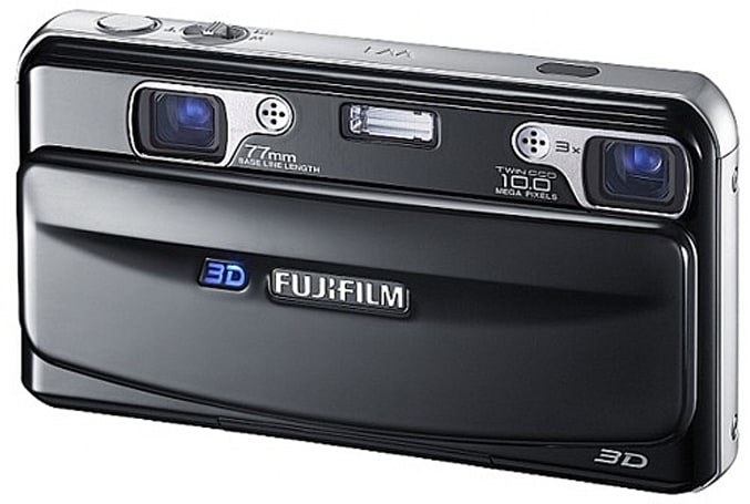 Fujifilm Finepix REAL 3D W1 now shipping to soon to be disappointed consumers