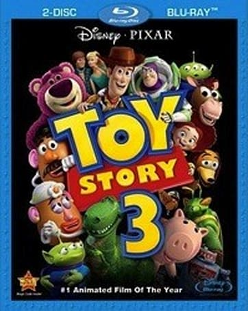 Blu-ray releases on November 2nd 2010