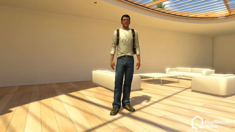 Uncharted costumes coming to PlayStation Home