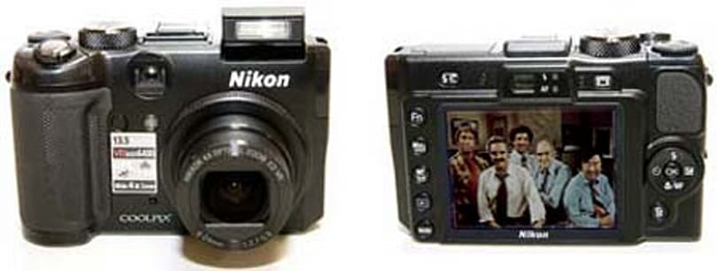 Nikon Coolpix P6000 reviewed, not all that cool