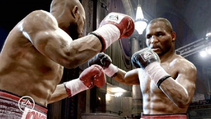 Fight Night elbowing its way onto the Wii?