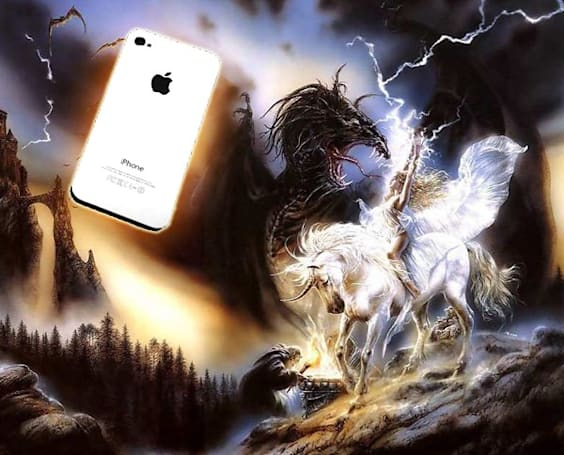 Forget the white iPhone 4, white iPhone 5 rumors begin!