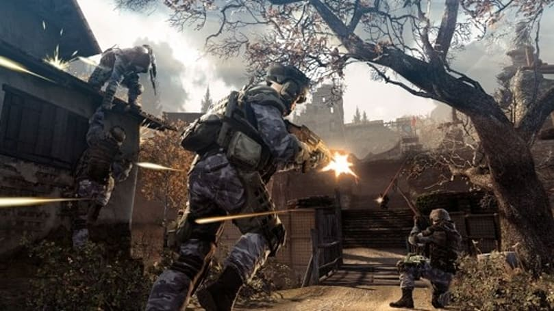Warface begins operation Closed Beta