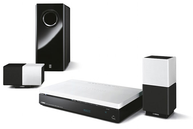 """Yamaha's DVX-700 2.1 HTIB promises """"fully convincing surround sound"""""""