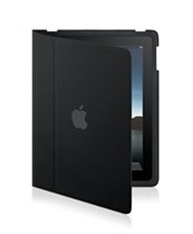 Road tested: The Apple-branded iPad case
