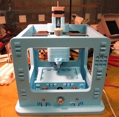MTM Snap project lets you build your own CNC machine so you can build more stuff