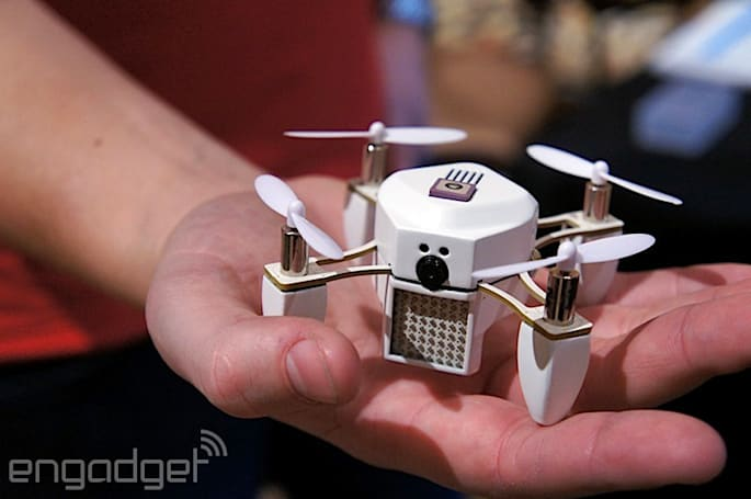 Zano mini drone project shuts down following delays