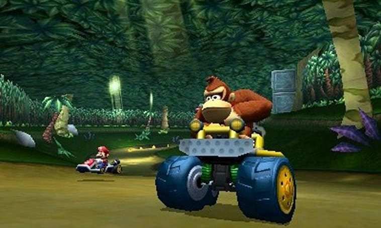 Retro took Mario Kart 7 from 'emergency' to 2011 launch