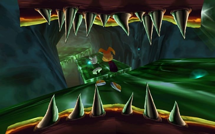 Rayman 2: The Great Escape captured by GOG