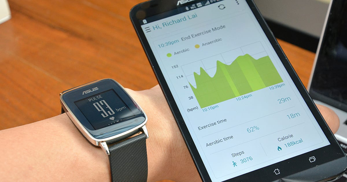asus vivowatch review  a fitness watch with style and shortcomings