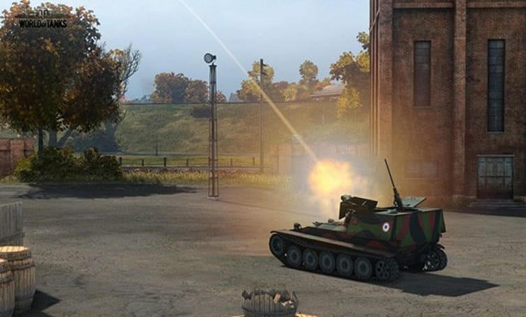 World of Tanks staggers release of artillery-laden Update 8.6