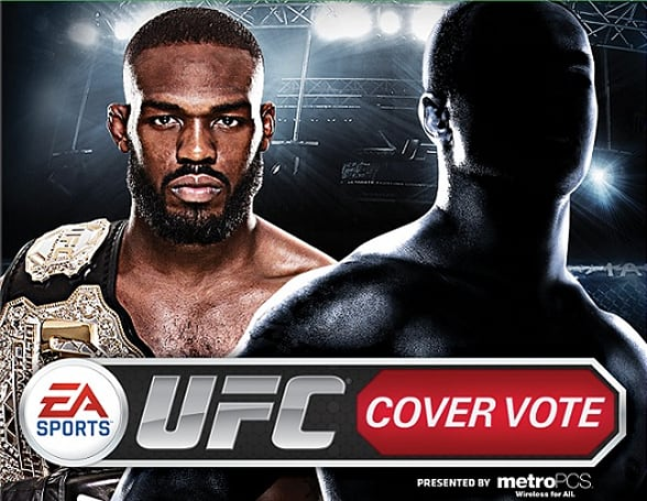 EA Sports UFC cover vote hits final round