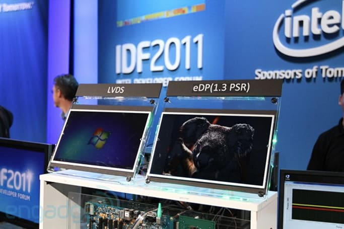 IDT's power-saving Panel Self Refresh tech coming to laptops, Ultrabooks and tablets (video)