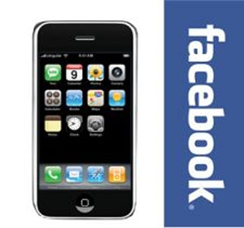 iPhone app ecosystem bigger than Facebook's app space