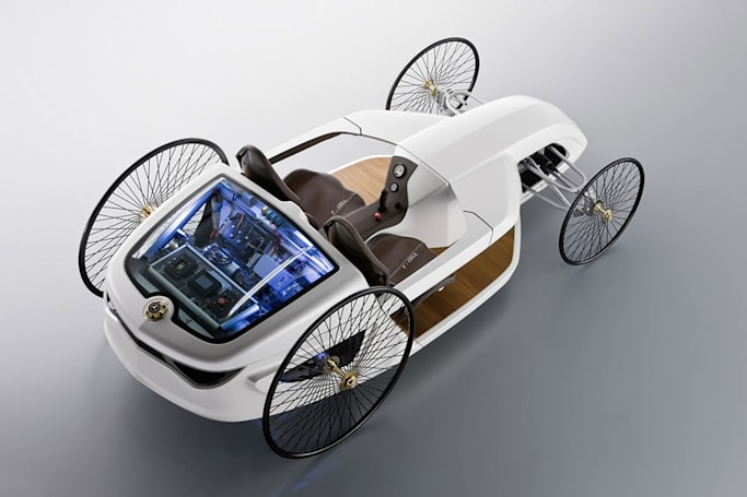 These are the coolest cars you'll never drive