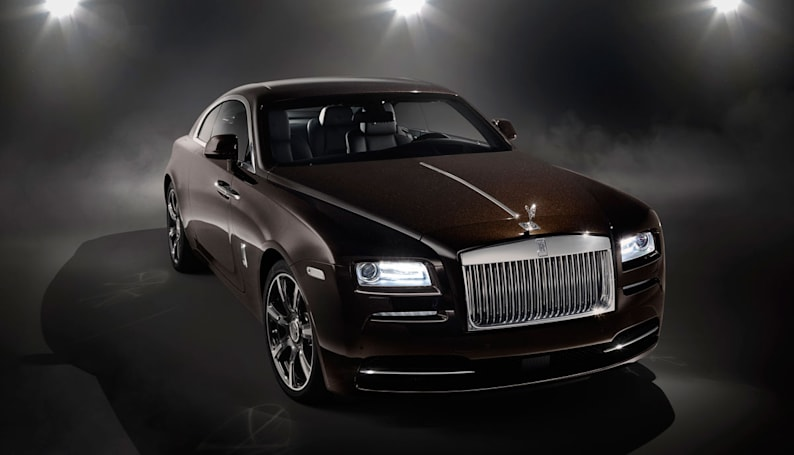Rolls-Royce's new Wraith can silence the jeers of the poor