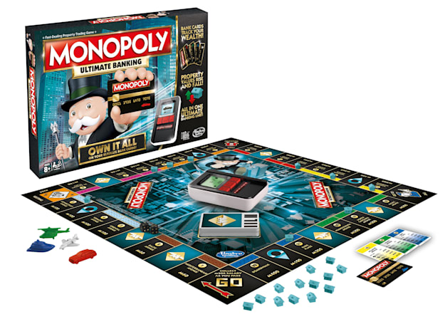 Monopoly money is no more in the new Ultimate Banking edition