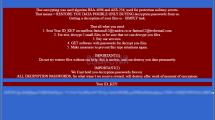 Ransomware tarnt sich mal wieder als Windows-Update