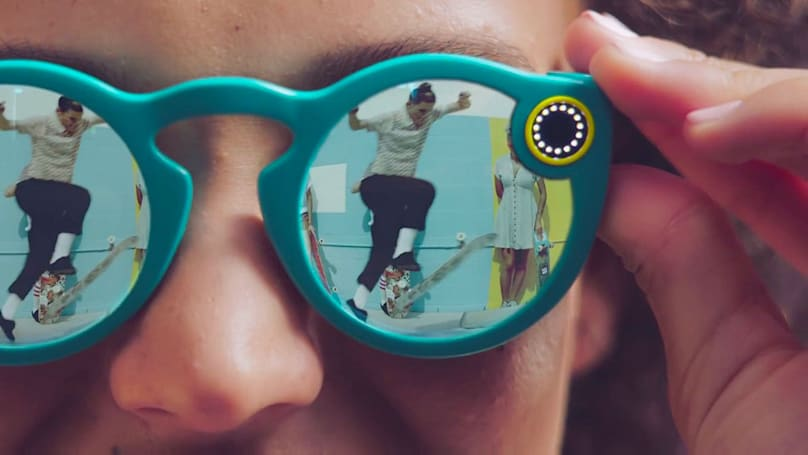 Snapchat to release $130 camera-equipped Spectacles this fall