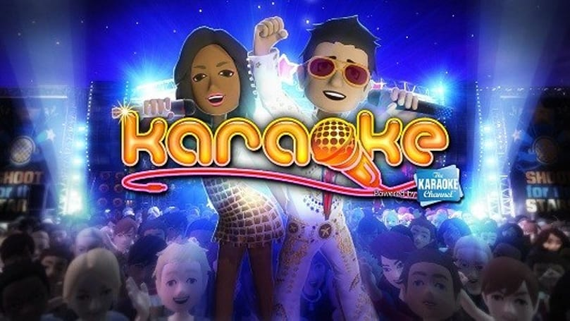 Karaoke streams sing-along songs on Xbox Live, pay-per-hour