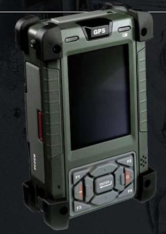 AIS' ultra-rugged PDA is so ugly it's beautiful