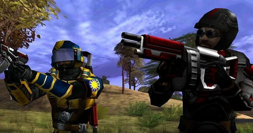 PlanetSide merges last two servers into one