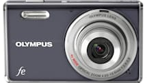 Olympus announces new FE and mju range 12 megapixel shooters
