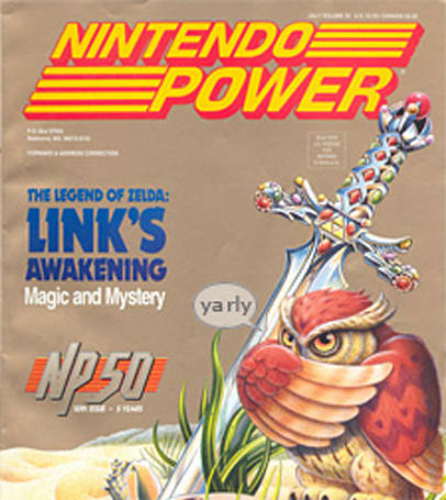 Nintendo Power ending three-for-free offer