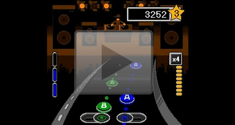 Pixel Force DJ Hero now a beautiful 8-bit reality