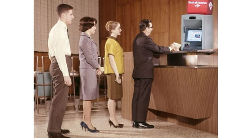 Bank of America brings live teller video chat to ATMs