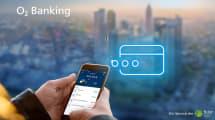 o2 Banking ist gestartet