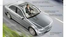 """Mercedes-Benz developing """"Attention Assist"""" to aid drowsy drivers"""