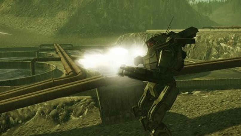 MechWarrior Online creeps you out with the new Spider mech