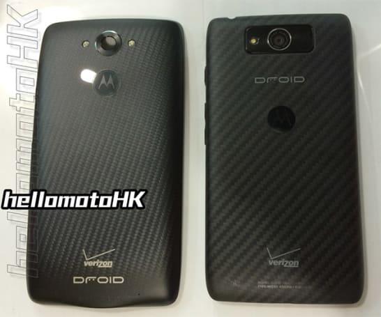 Motorola's new Droid Turbo says hello in leaked photos