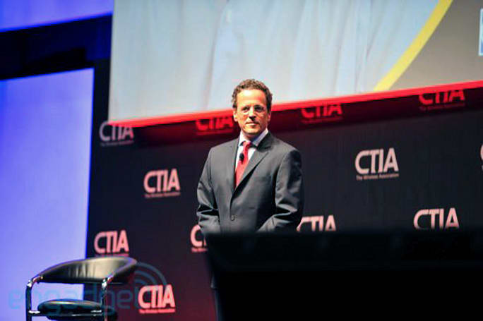 T-Mobile USA's former CEO Phillipp Humm to become chief executive at Vodafone on October 1st