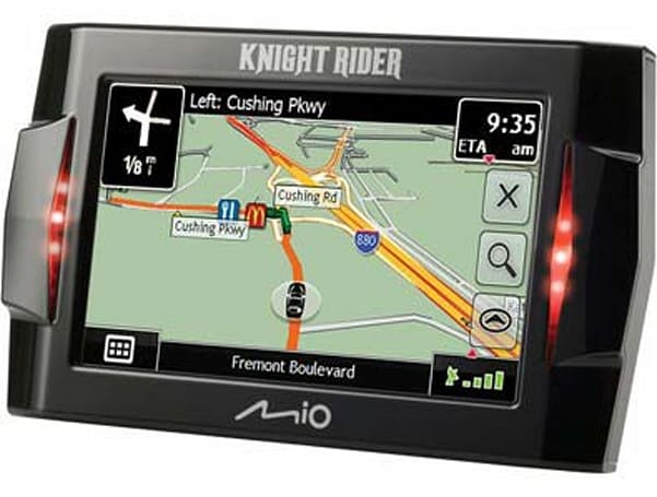 Mio MiBuddy GPS units to trade Windows CE for Android
